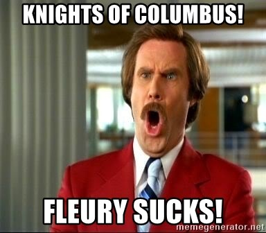 sucks columbus Knights of