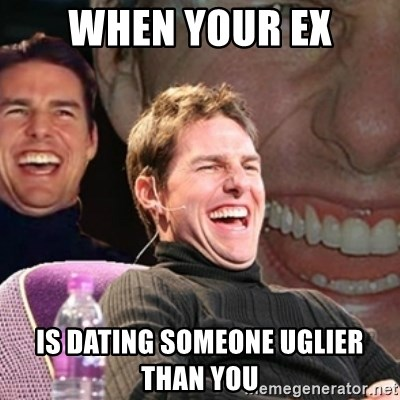 Hookup a guy uglier than you