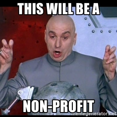 60808540 this will be a non profit dr evil quote meme generator