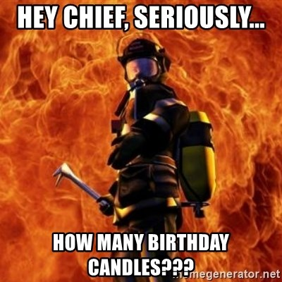 How Many Birthday Candles