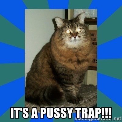 AMBER DTES VANCOUVER - it's a pussy trap!!!