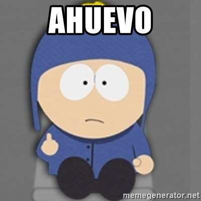 South Park Craig - Ahuevo