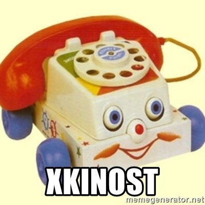 Sinister Phone -  xKinost