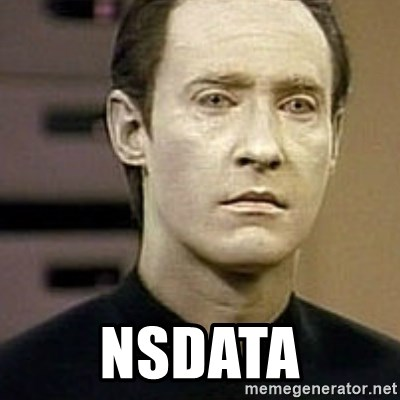 Star Trek Data -  NSData
