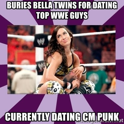 Who is aj dating in wwe