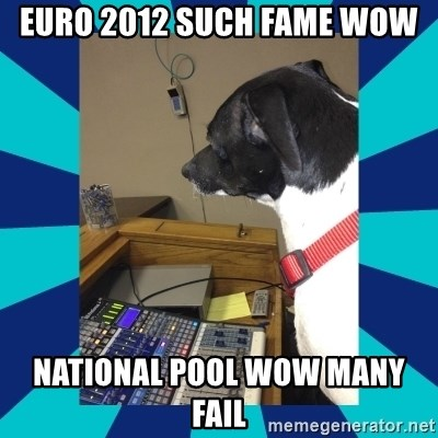 Euro 2012 such fame wow national pool wow many fail - doge