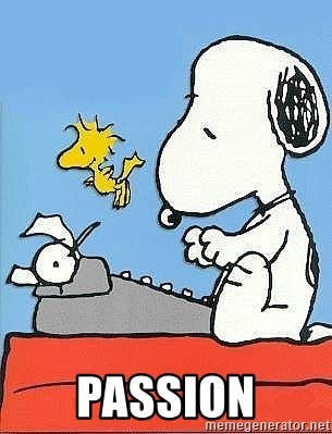 Snoopy -  Passion