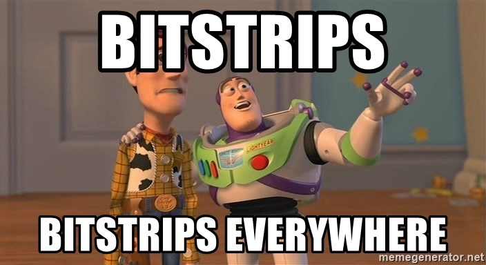 Toy Story Everywhere - bitstrips bitstrips everywhere