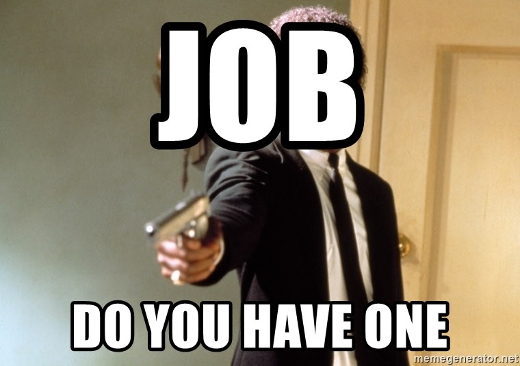Samuel L Jackson - job do you have one