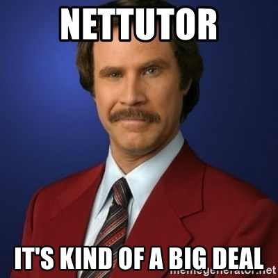 Anchorman Birthday - nettutor it's kind of a big deal