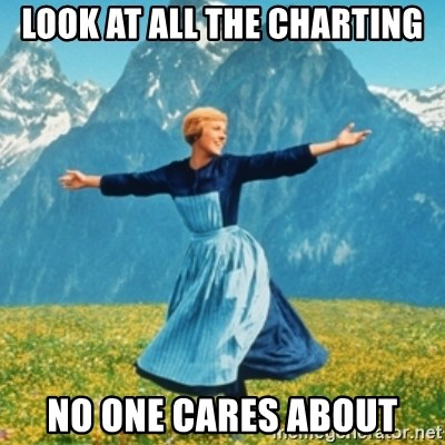 Sound Of Music Lady - Look at all the charting no one cares about