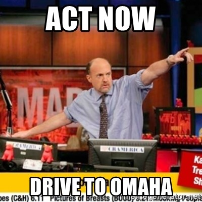 Karma Cramer - act now drive to omaha