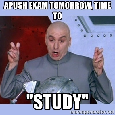 apush exam tomorrow time to study the apush book tag original served with memes petyr baeish books