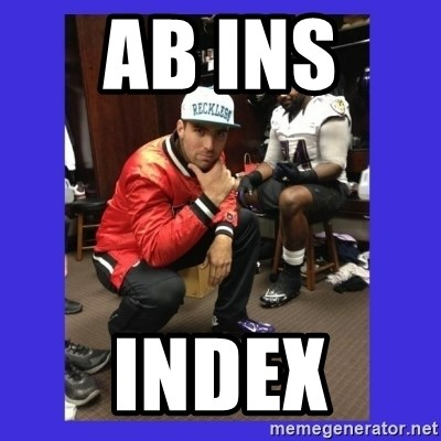 PAY FLACCO - AB Ins  Index