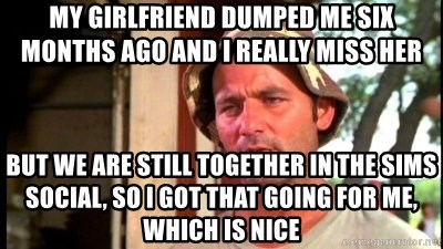 my girlfriend dumped me what should i do