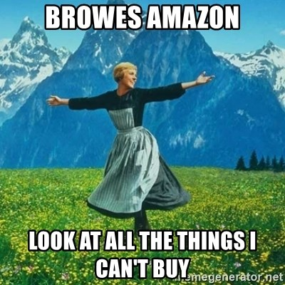 Look at All the Fucks I Give - Browes amazon look at all the things i can't buy