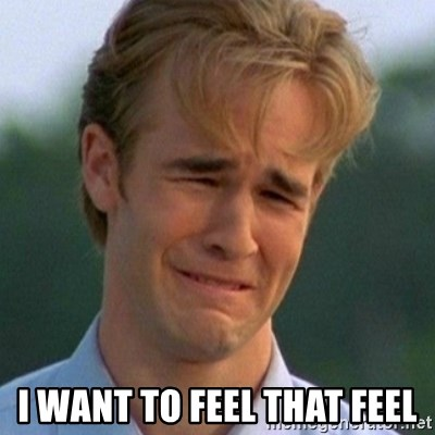 90s Problems -  i want to feel that feel