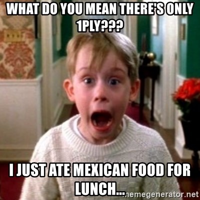 Mexican Home Alone