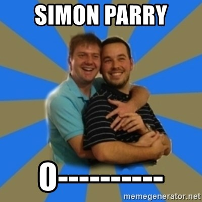 Stanimal - SIMON PARRY  0----------