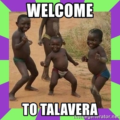 african kids dancing - WELCOME to talavera