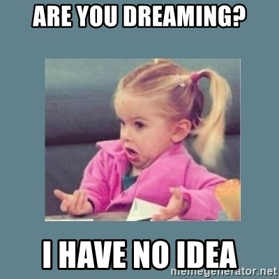 Baby Good Luck Charlie - are you dreaming? I have no idea