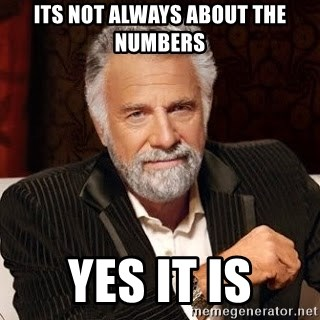Image result for numbers meme