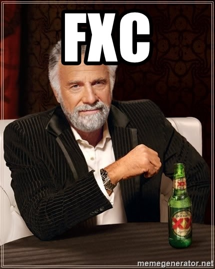 The Most Interesting Man In The World - FXC