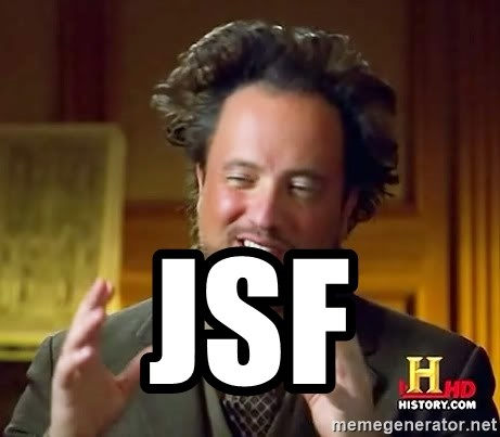 Ancient Aliens -  jsf