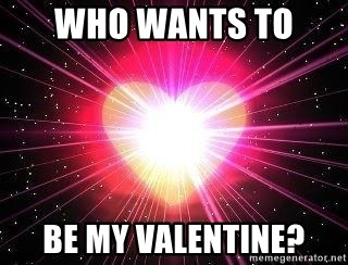 ACOUSTIC VALENTINES II - Who wants to  Be my valentine?