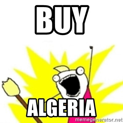 x all the y - Buy Algeria