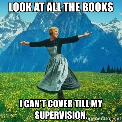 Look at All the Fucks I Give - look at all the books i can't cover till my supervision.