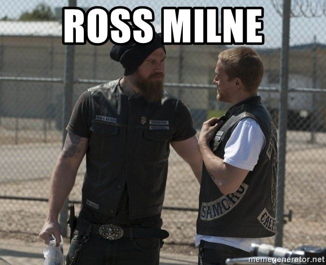 sons of anarchy - ross milne