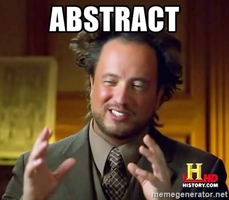 Ancient Aliens - Abstract