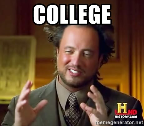 Ancient Aliens - College