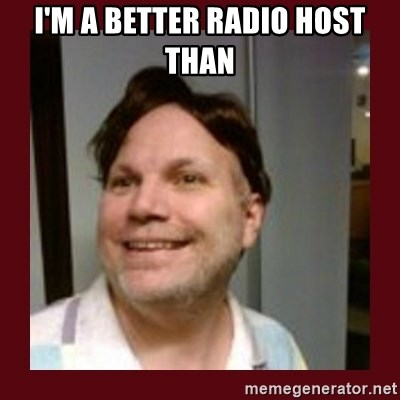 Free Speech Whatley - I'm a better radio host than