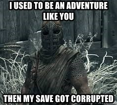 Arrow to the Knee Skyrim - I used to be an adventure like you then my save got corrupted