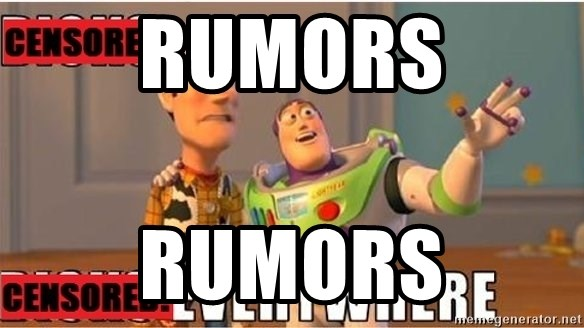 Rumors Rumors Toy Story Everywhere Meme Generator