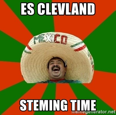 Successful Mexican - es clevland steming time