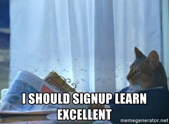 newspaper cat realization -  I should signup learn excellent