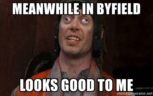 Crazy Eyes Steve - Meanwhile in byfield looks good to me