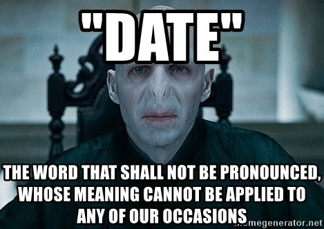 any date meaning