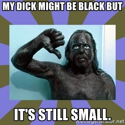 My dick is still small