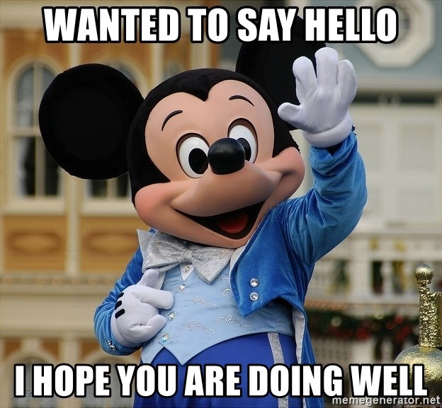 47660127 wanted to say hello i hope you are doing well mickey mouse 1