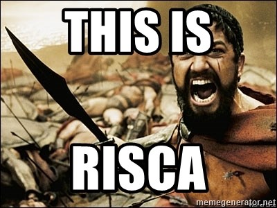 This Is Sparta Meme - This is risca