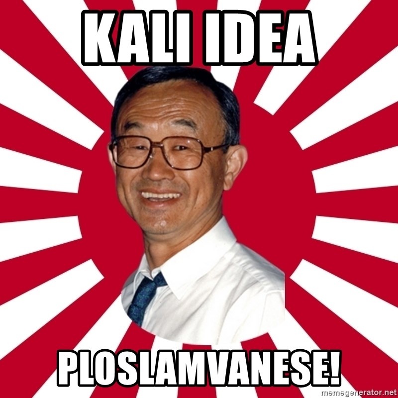 Crazy Perverted Japanese Businessman - kali idea ploslamvanese!