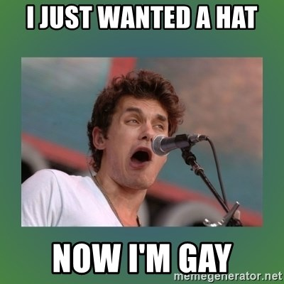 John mayer è gay