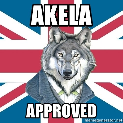 Sir Courage Wolf Esquire - akela approved