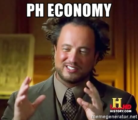 Ancient Aliens - PH ECONOMY