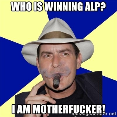 Charlie Sheen Winning - Who is winning ALP? I am Motherfucker!