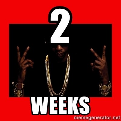 2 chainz valentine - 2 Weeks